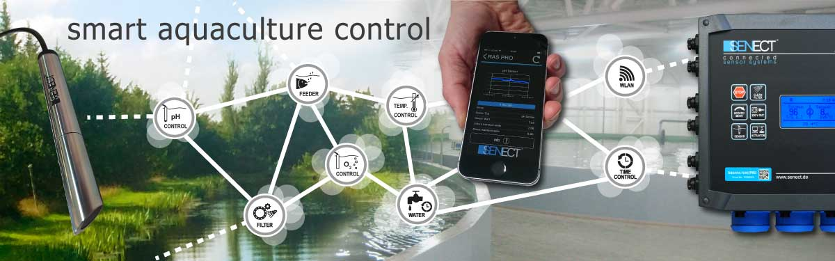 Smart aquaculture systems